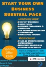 Start Your Own Business Survival Pack