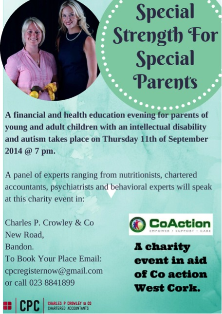 Coaction Special Strength for Special Parents