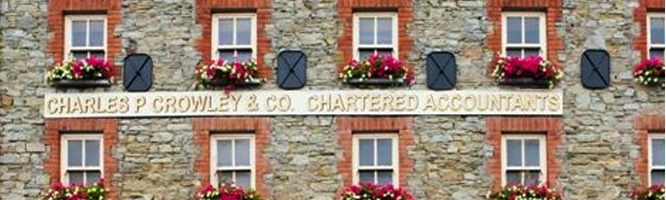 Charles P Crowley & Co. Chartered Accountants The Granary, New Road, Bandon. Co. Cork, Ireland