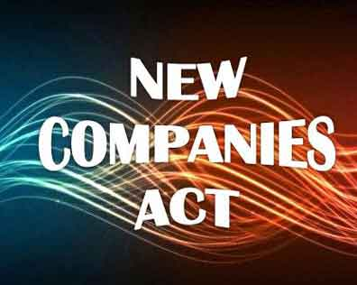 Helping to get you ready for the new companies act